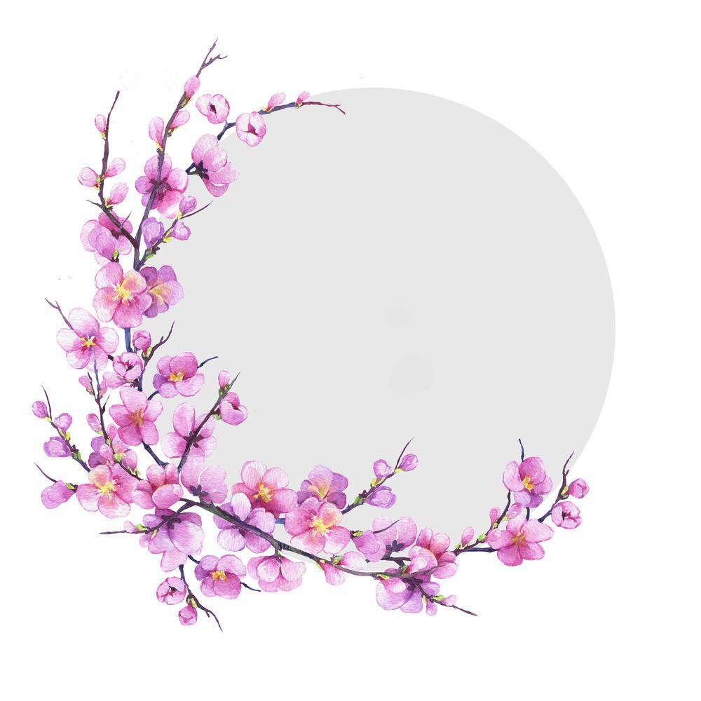 [Free] Vector Hoa Mai Hoa Đào ngày tết thêm rực rỡ