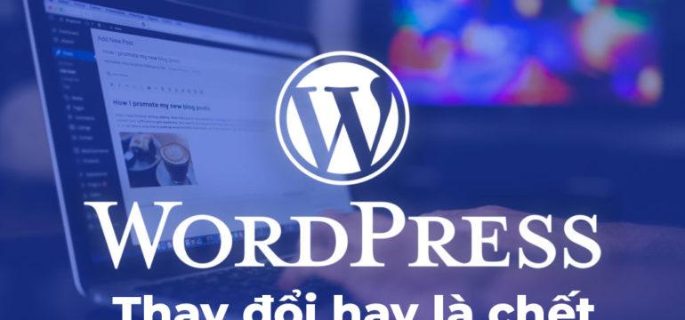 [4 Bước] Đổi tên Theme WordPress trong 1 nốt nhạc