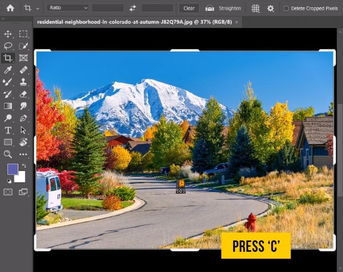 , Khám phá 20 tính năng cực kì thông minh Adobe Photoshop 2020