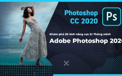 , [Tải miễn phí] Photoshop 2020 không cần Crack sử dụng ngay