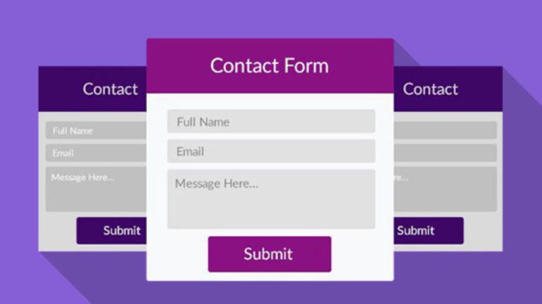 , Làm thế nạo tạo Form 3 cột bằng Plugin Contact Form 7 đẹp mắt