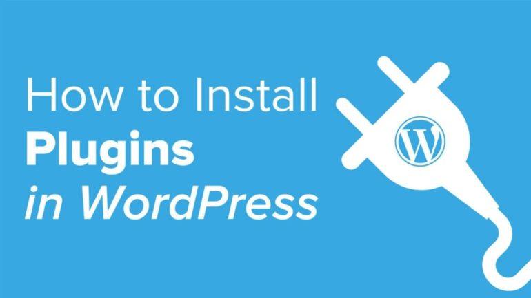 , Hướng dẫn cài đặt plugin cho WordPress