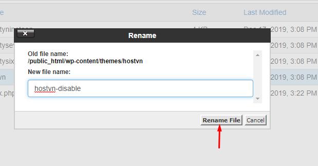 , Hướng dẫn khắc phục trang web gặp vấn đề lỗi kỹ thuật cho WordPress